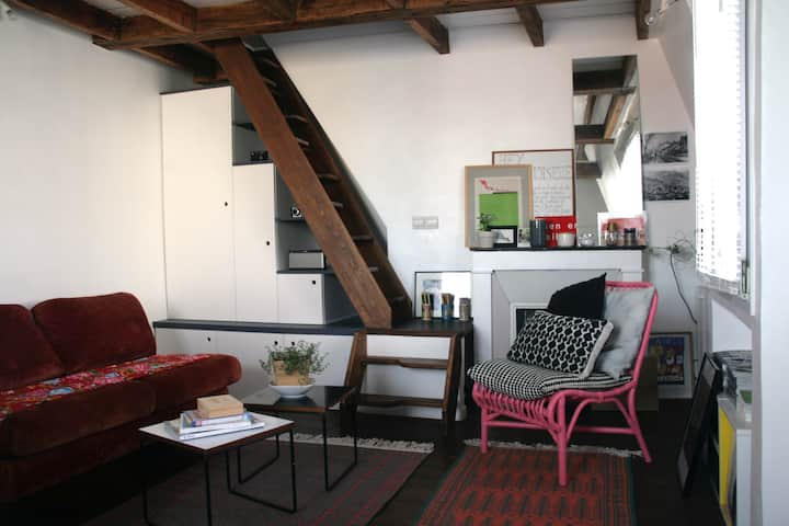 Artist Studio Loft in Paris