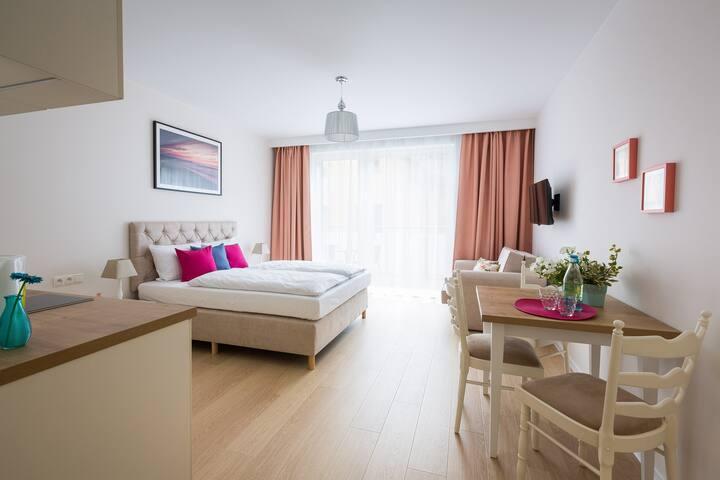 3-Personen Ferienwohnung | Ava Apartments