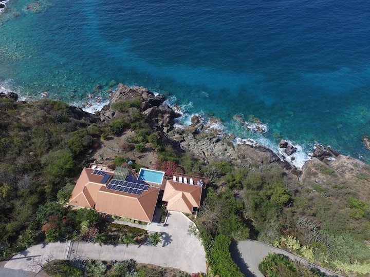 Villa Mirino, East End St Thomas
