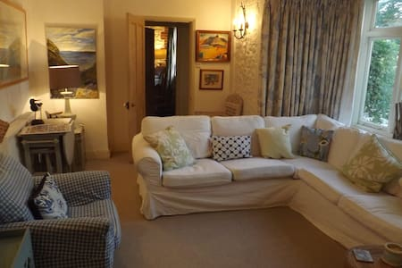 sunny well decorated room - Brancaster - 住宿加早餐