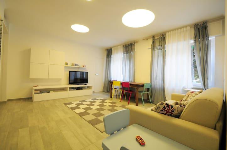 Casa Betta perfetta per famiglie - Recco - Huoneisto