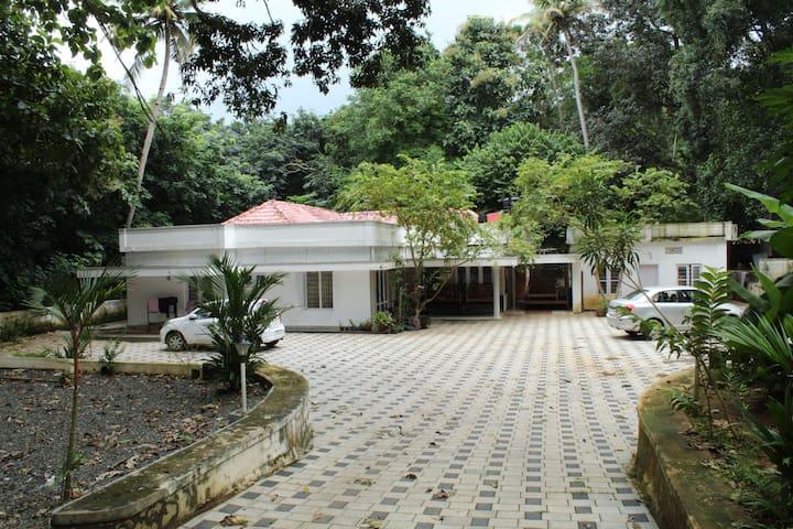 Illathuparampil House