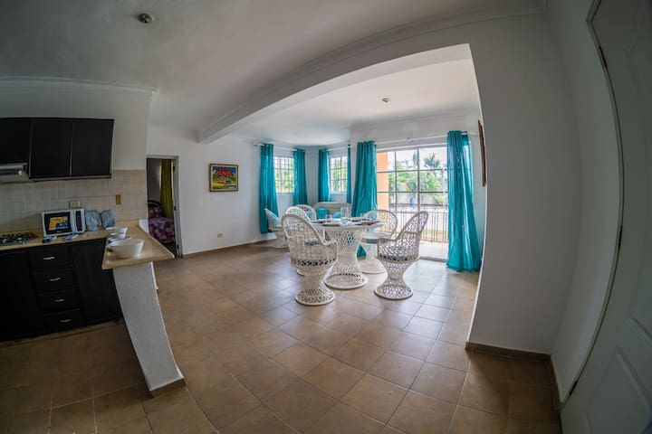 Comfortable apartment in punta cana