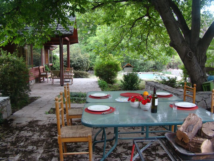 Casona El Raco: una casa quinta como las de antaño