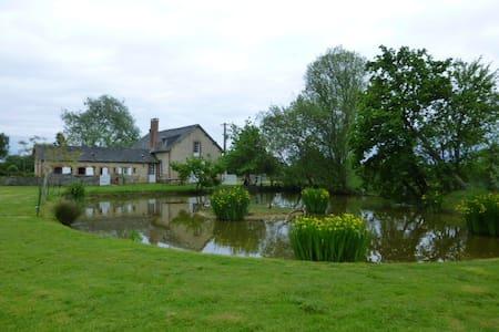 Maison de campagne à louer du 13 au 27 août - Vern-d'Anjou
