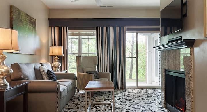 Parkside Williamsburg Resort, 2 bedroom deluxe