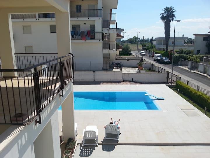 Lina Apartments. C1