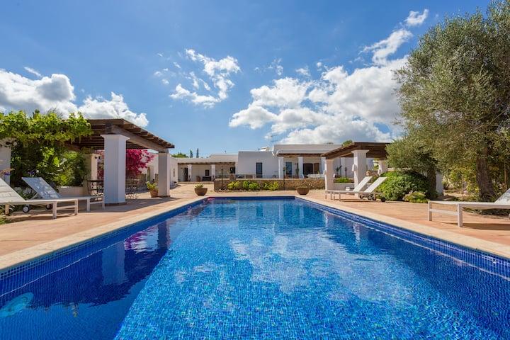 Villa Paraiso in Ibiza