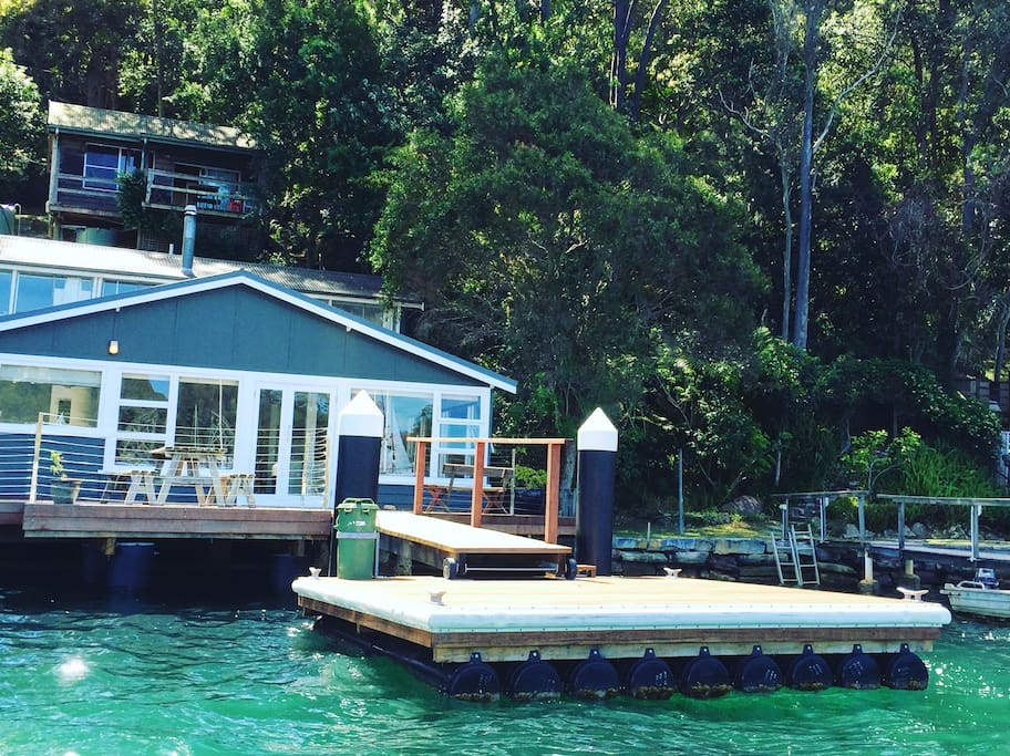 Your waterfront cottage