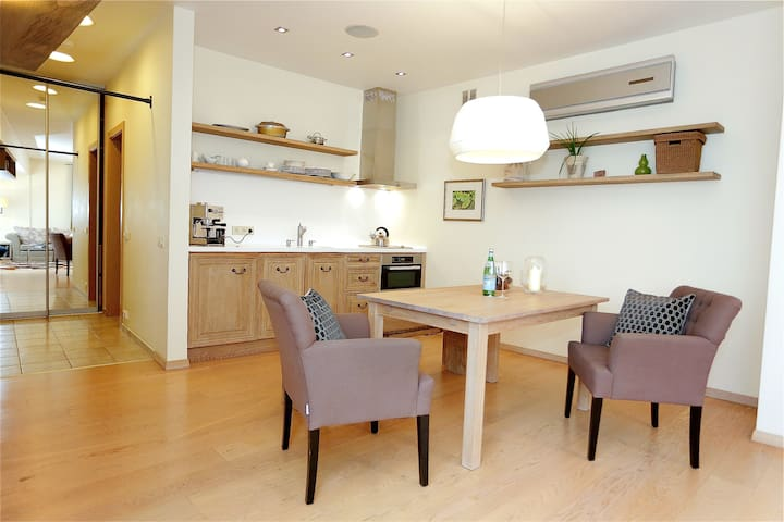 Superior Apartment with Terrace - Town Hall sq. - Vilnius - Lakás