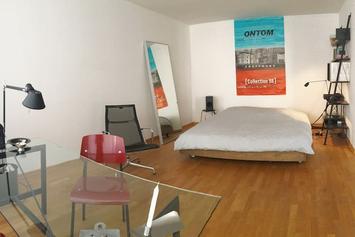 Apartment in Frankfurt/Main City-West, Messenähe