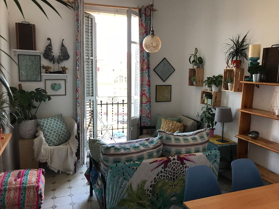 Airbnb Room Private Barcelona