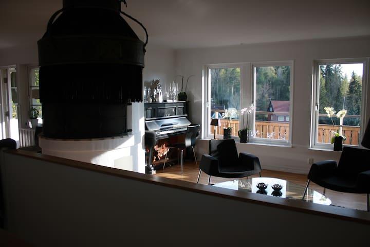 Trevligt hus med närheten till Stockholm - Huddinge - Casa