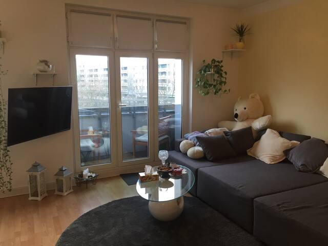 Moderne stilvoll eingerichtete 2 Zimmer Wohnung - Берлин - Квартира