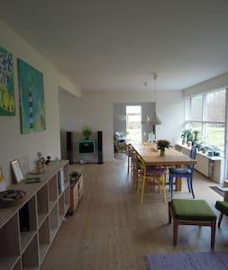 Stort og familievenligt hus - Bindslev - Hus