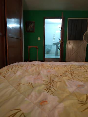 Habitación tranquila en casa de Tonalá, Jal.