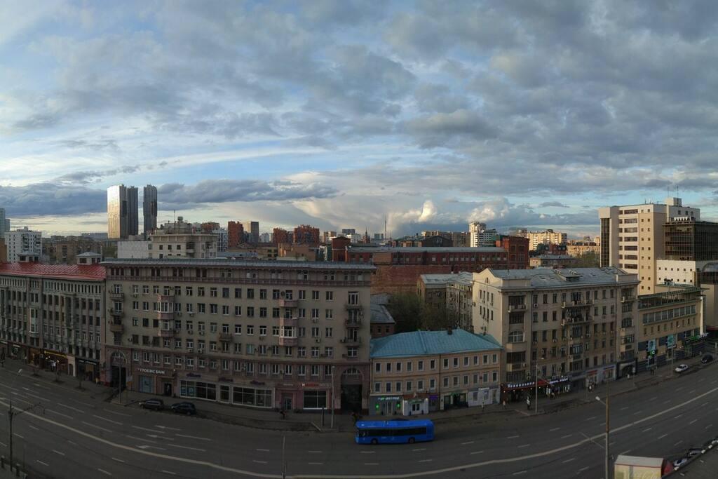 Оконная панорама