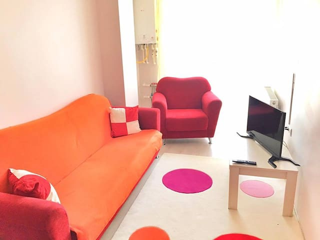26 Suit Apart Eskişehir 1+1 - Eskişehir - Appartement