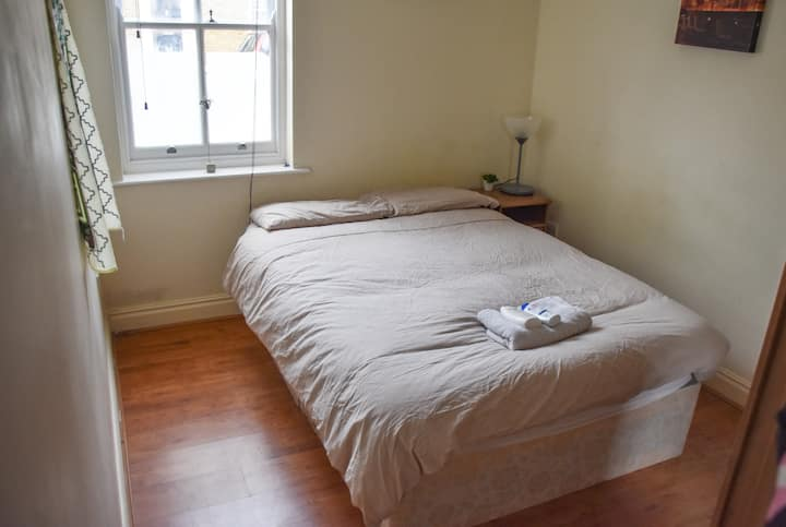 Central Double Bedroom