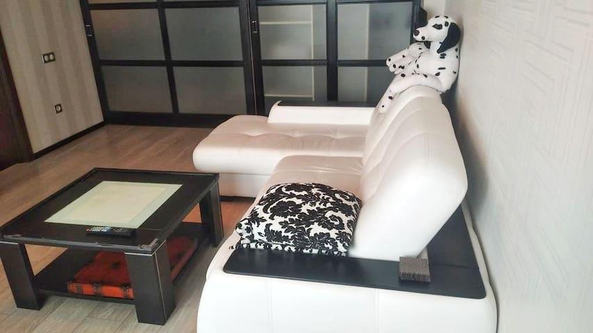 Luxury apartment with amazing sea view