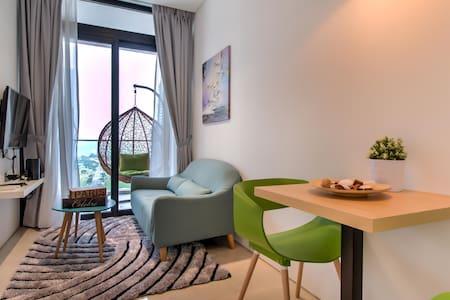 Stylish 2 BR in Raffles Place - Singapura - Condomínio