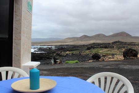 Apartamento frente al mar - Caleta de Caballo - Wohnung