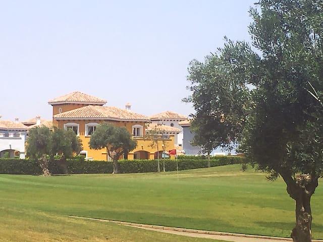 Mar Menor Golf 3 bed pool villa - Torre-Pacheco - Hus
