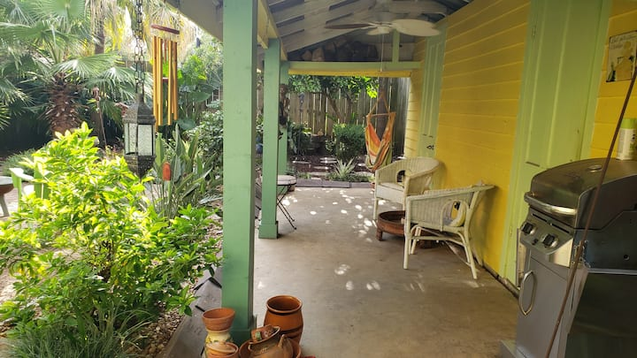 New Orleans with a Caribbean touch!