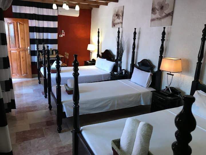 Hostal siglo XV, Habitación tipo Suite familiar #1
