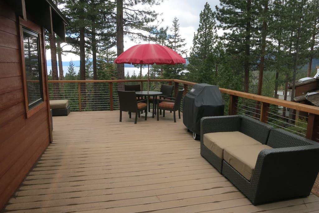 Great deck furniture