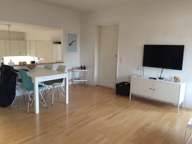 Dejlig lejlighed/hus i Farum - Farum - Casa