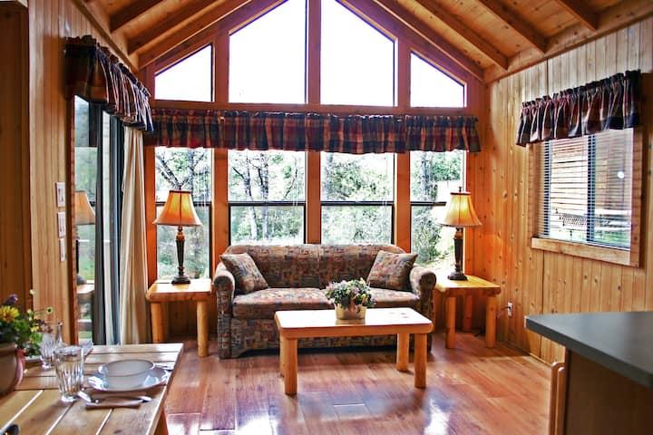 Yosemite Pines Resort Premium Loft Cabin