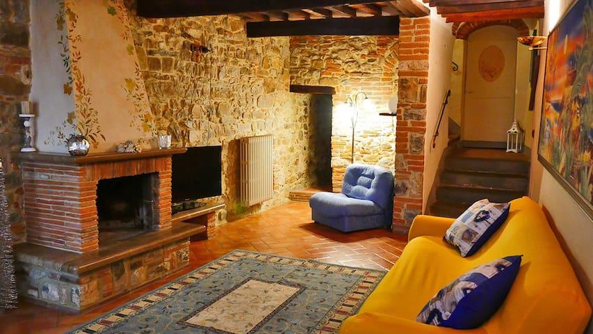 Appartamento nel Borgo - Lucignano - Apartamento