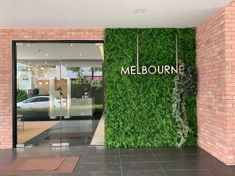 Melbourne40 - 1BR Condo