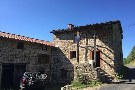 La Maison de Pierrette - Saint-Gervais-Sous-Meymont - Haus