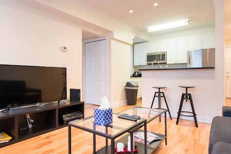 Luxurious 2BR Apt at Harvard Square - Cambridge - Appartamento