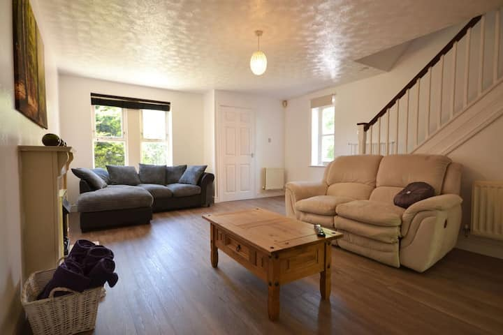 *New Minster House* King-size Bed & 2 Bunk Bed House