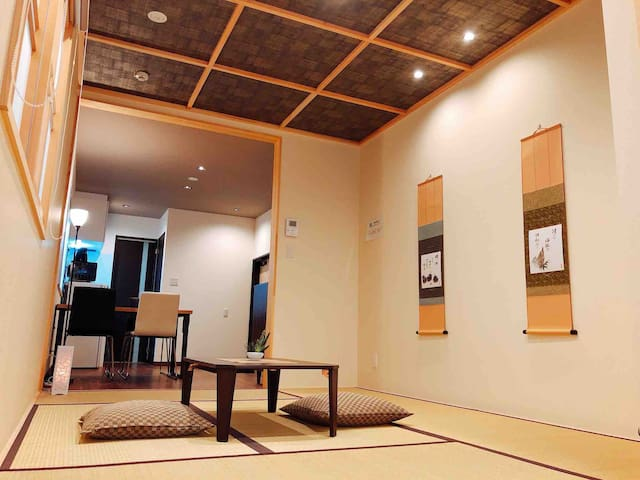 Center of kyoto/3mins to Fushimi Inari Shrine No.A