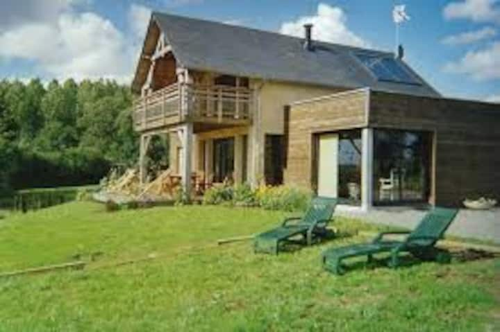Maison de campagne en Mayenne