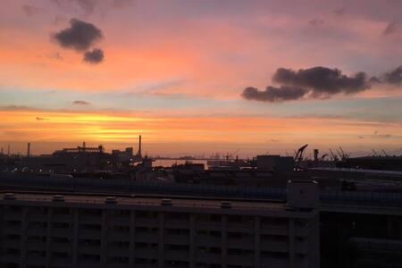 Get the morning sun! convenient space in Yokohama - Isogo-ku, Yokohama-shi - Apartment