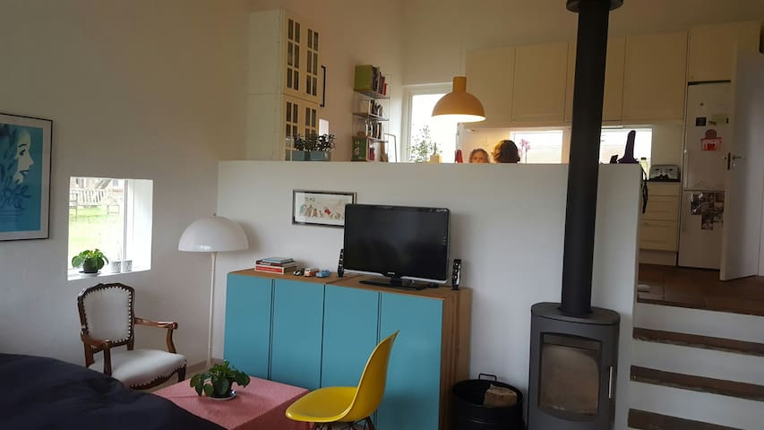Rooms in cohabitation - Vissenbjerg