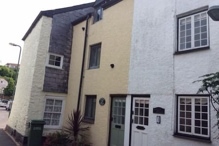 Rosemary Cottage, Brixham - Hus