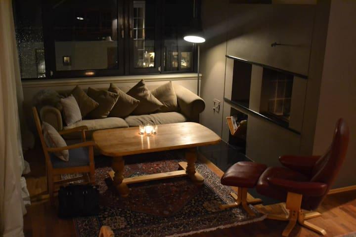 Four bedroom apartment in Ålesund, Nedre Strandgatan 501 (ID 11210)