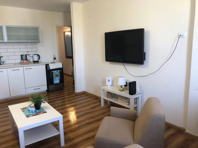 Center city apartment