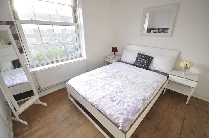 (59CH-2) PRIVATE ROOM FOR 2 BRICK LANE - London - Apartment