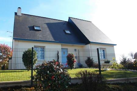 Avranches villa cotriade à 2 pas du Mont St Michel - Saint-Martin-des-Champs