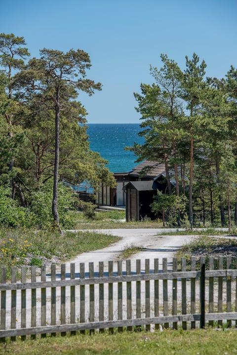 Sea view  on Fårö Gotland