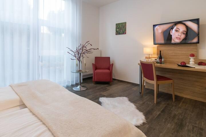 25m² Doppelzimmer in Wörrstadt (Nr. 2 von 10)