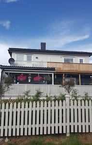 Sandefjord, close to Torp Airport and sentrum - Sandefjord - Casa