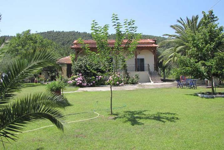 Dream vacations in Vourvourou Halkidiki - Vourvourou - Huis